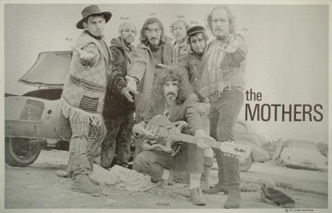 The Mothers Poster