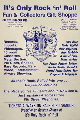 Fan and Collectors Gift Shoppe Poster