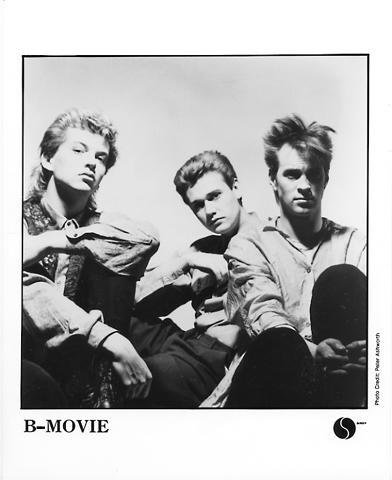 B-Movie Promo Print