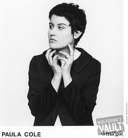 Paula Cole Promo Print