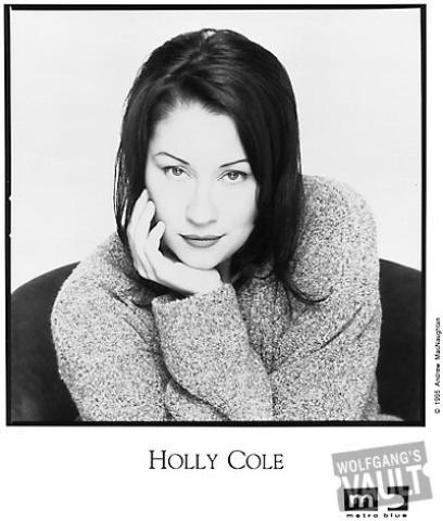 Holly Cole Promo Print