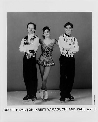 Scott Hamilton Promo Print