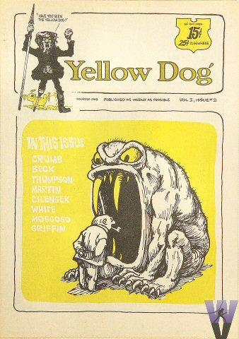 Yellow Dog No. 2