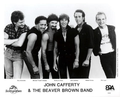 John Cafferty and the Beaver Brown Band Promo Print