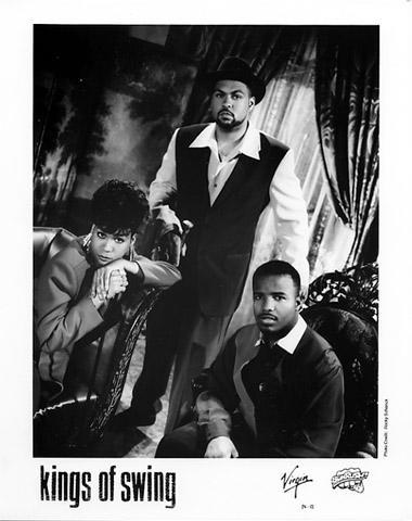 Kings of Swing Promo Print