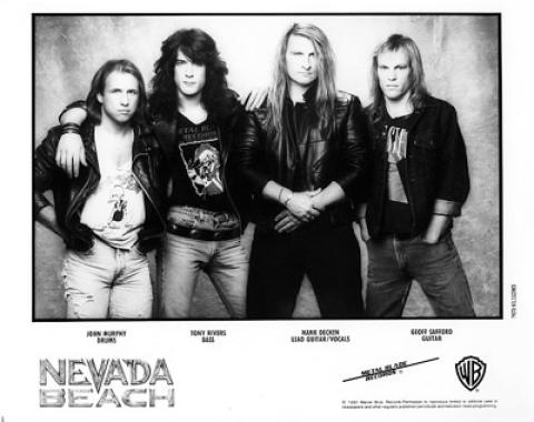 Nevada Beach Promo Print