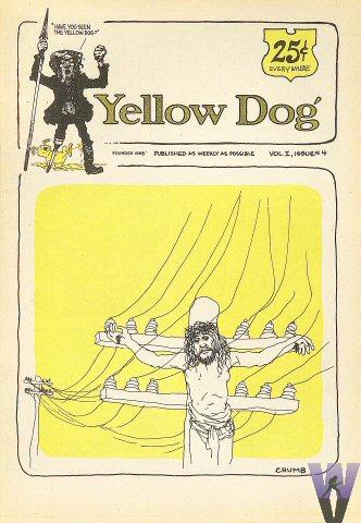 Yellow Dog No. 4