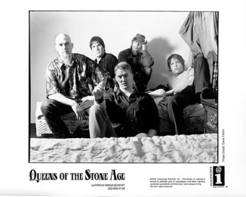 Queens of the Stone Age Promo Print