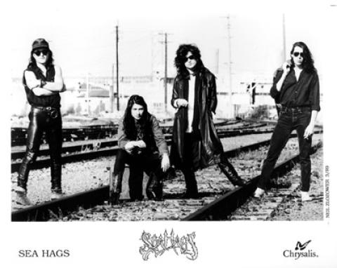 Sea Hags Promo Print