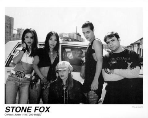 Stone Fox Promo Print