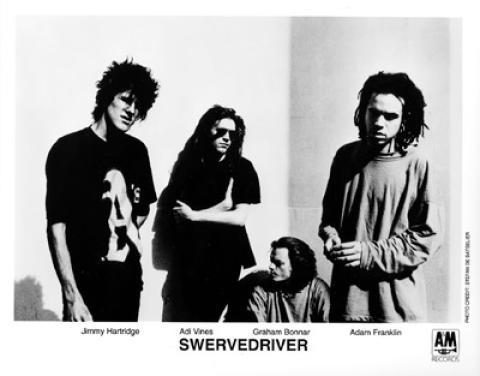 Swervedriver Promo Print