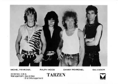 Tarzen Promo Print