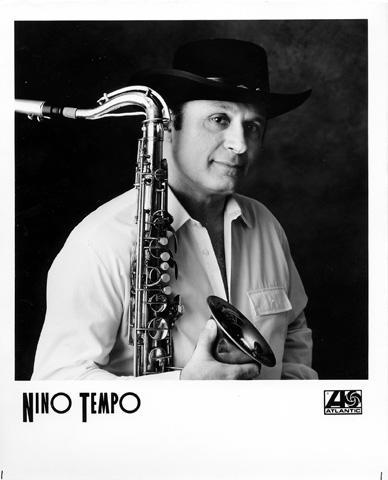 Nino Tempo Promo Print
