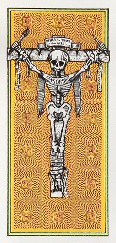 Censorship Skeleton Handbill