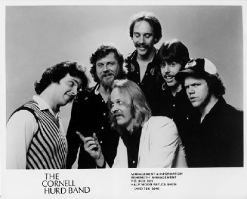 The Cornell Hurd Band Promo Print