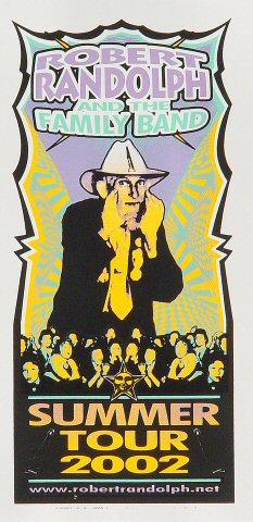 Robert Randolph & the Family Band Handbill