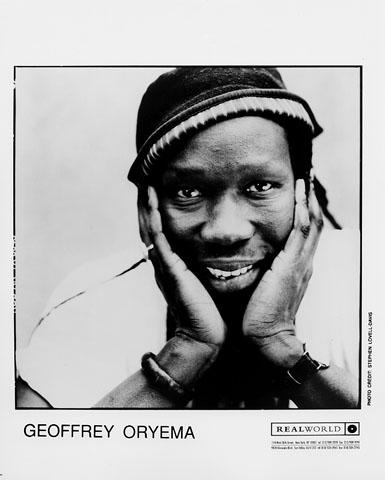 Geoffrey Oyrema Promo Print