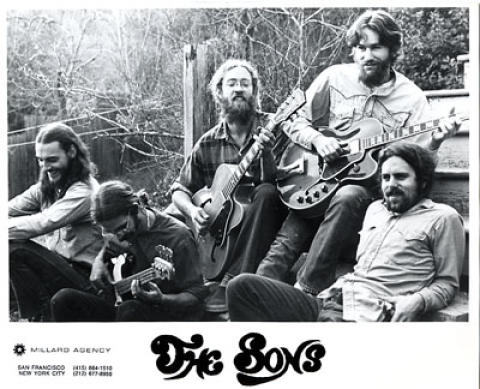 The Sons Promo Print