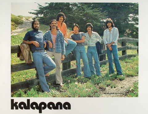 Kalapana Poster