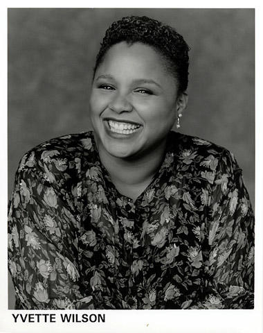 Yvette Wilson Promo Print