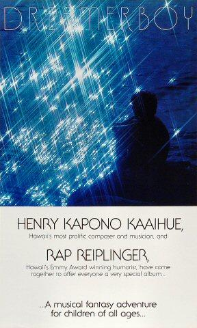 Henry Kapono Poster