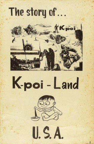 The Story of K-POI-Land U.S.A. Poster