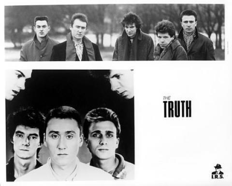 The Truth Promo Print