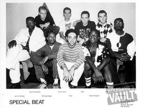 Special Beat Promo Print