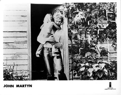 John Martyn Promo Print