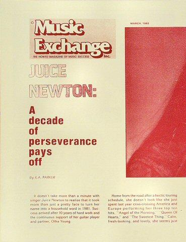 Juice Newton Program