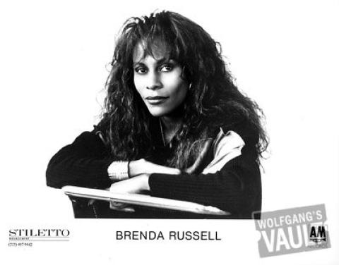 Brenda Russell Promo Print
