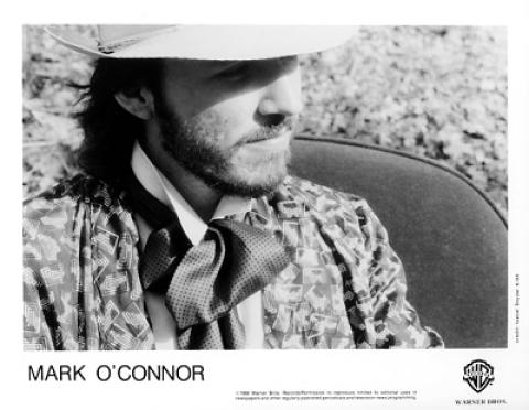 Mark O'Connor Promo Print