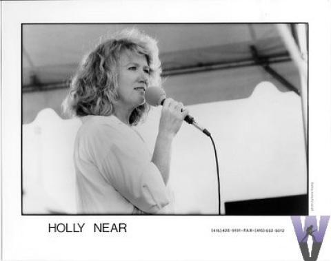 Holly Near Promo Print