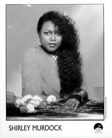 Shirley Murdock Promo Print