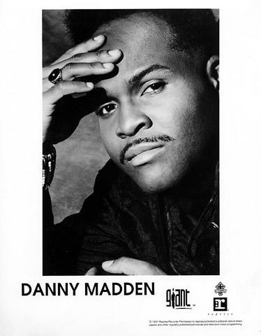 Danny Madden Promo Print