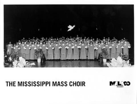 Mississippi Mass Choir Promo Print