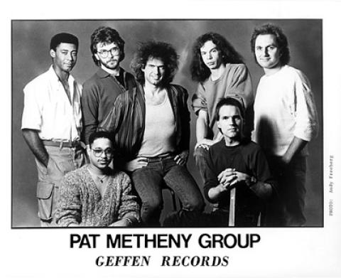 Pat Metheny Group Promo Print