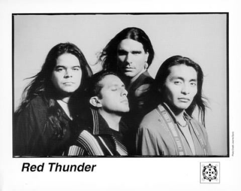 Red Thunder Promo Print