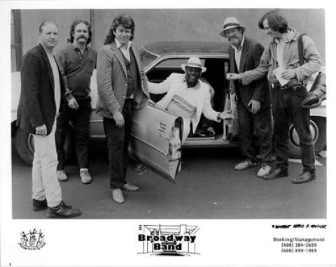 Broadway Band Promo Print