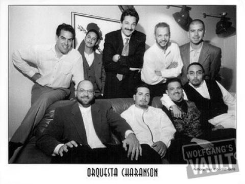 Orquesta Charanson Promo Print