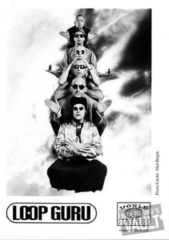 Loop Guru Promo Print