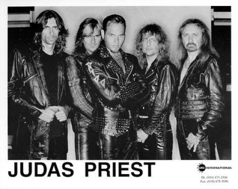 Judas Priest Promo Print