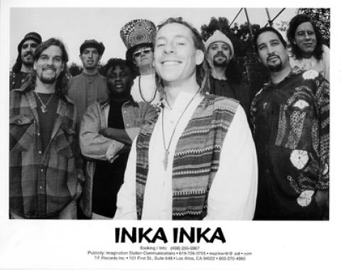 Inka Inka Promo Print