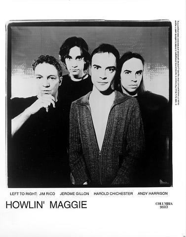 Howlin' Maggie Promo Print
