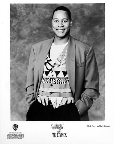 Mark Curry Promo Print
