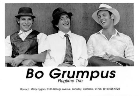 Bo Grumpus Promo Print