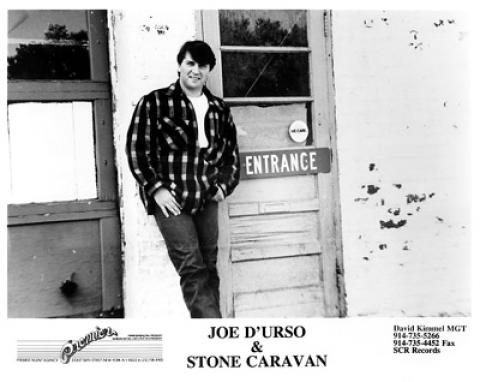 Joe D'Urso & Stone Caravan Promo Print