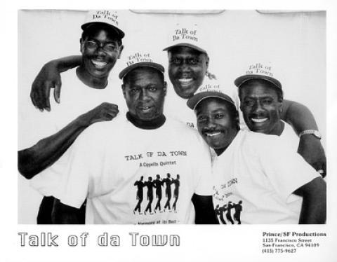Talk of da Town Promo Print