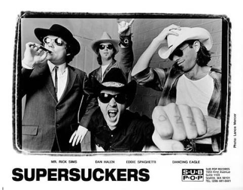 Supersuckers Promo Print