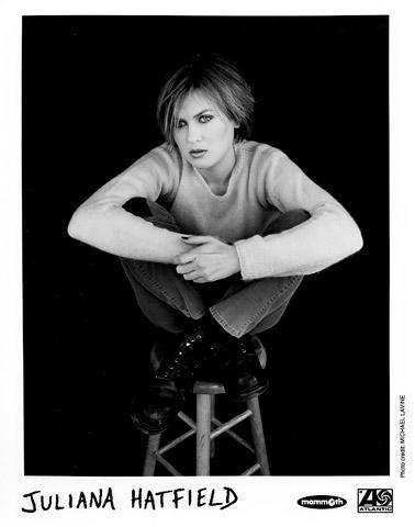 Juliana Hatfield Promo Print